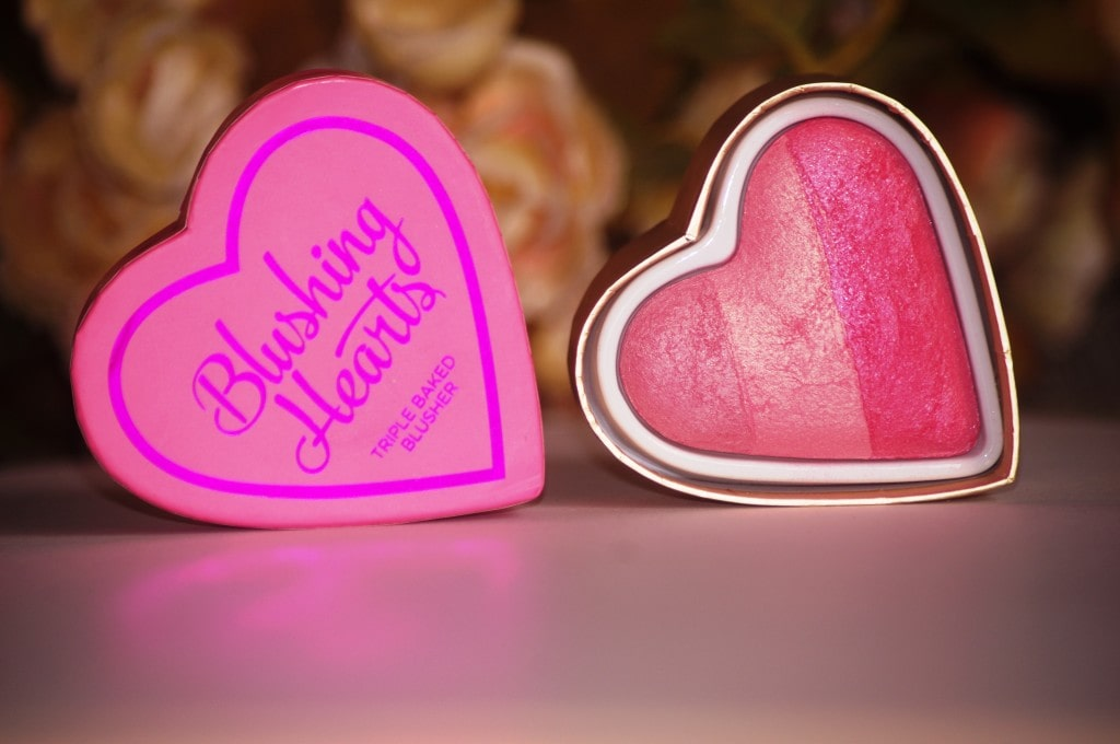 Makeup-Revolution-I-Heart-Makeup-Blushing-Hearts-Triple-Baked-Blush-Review-Swatch