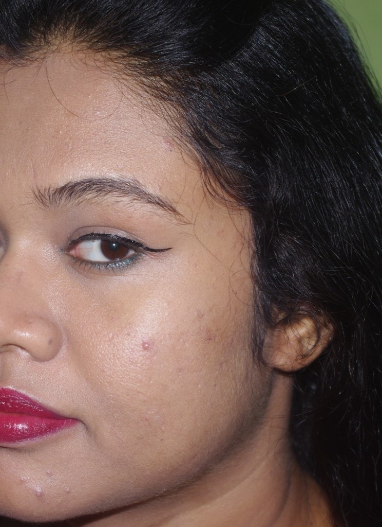 L'oreal Paris Infallible 24H Stay Fresh Foundation swatch