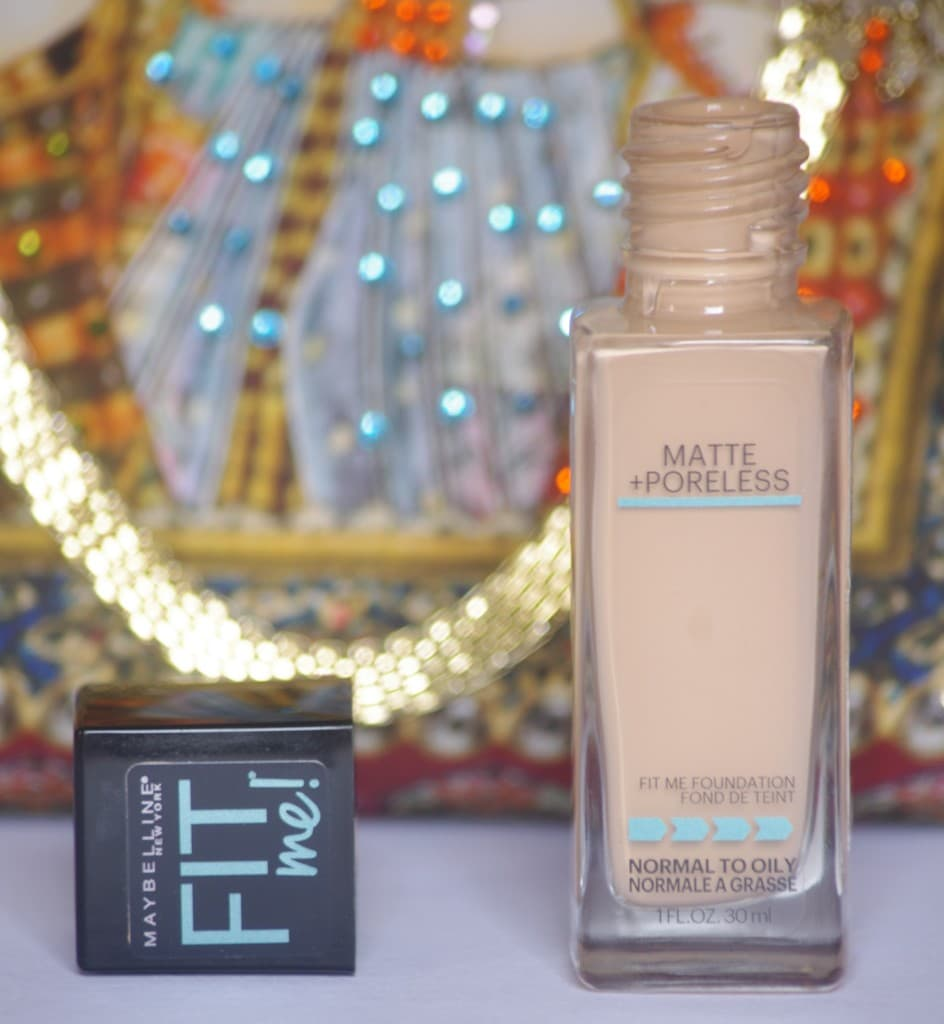 Maybelline Fit Me Foundation 310 Sun Beige