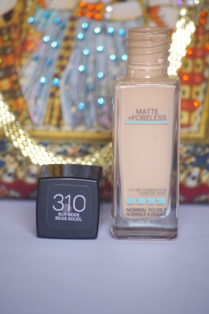 Maybelline Fit Me Foundation comes in 6 shades