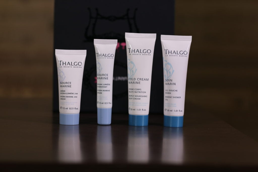 thalgo discovery cracker pack products
