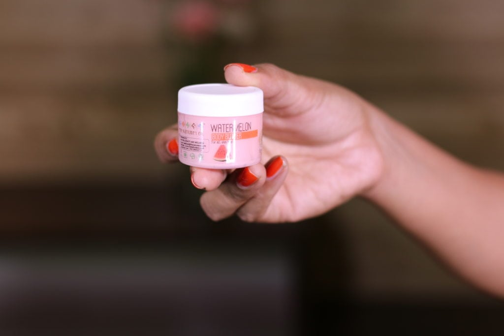 watermelon body butter natures co