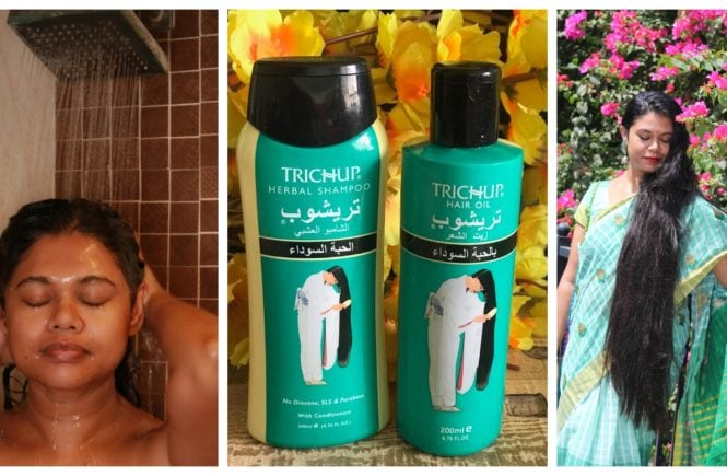 trichup black seed hair oil review